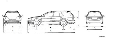 Mitsubishi Galant 1992 1993 Service Manual Repair7
