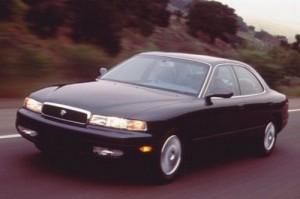 Mazda 929 1991 1992 1993 1994 1995 Technical Workshop Repair Manual - CarService