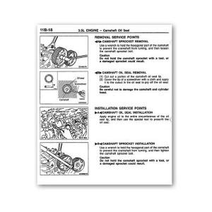 19911999 Mitsubishi Pajero Montero 1991 1992 Workshop