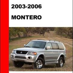 2002 Mitsubishi Pajero Wiring Diagram Tci 700r4 Lockup Montero 2004 2005 Technical Service Manual Download Pdf
