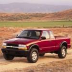 Chevrolet S-10 Factory Service Repair Manual 1994 1995 96 97 98 99 2004