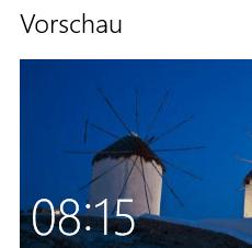 Anmeldebildschirm – so ändert man den Hintergrund