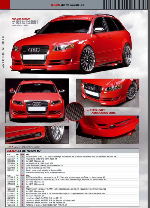 small resolution of audi a4 8e b7 rei body kits 1 jpg