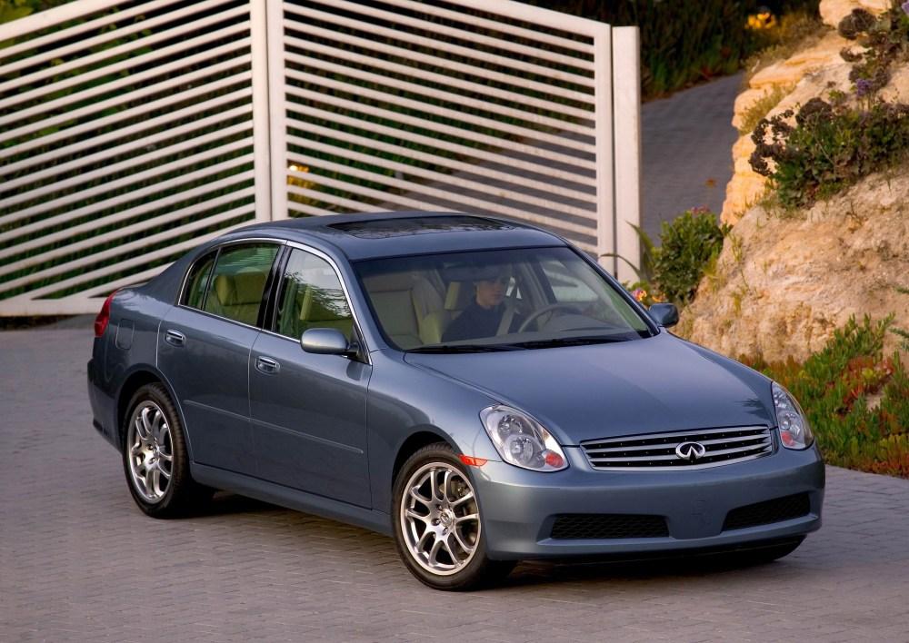 medium resolution of 2005 infiniti g35 sedan thumbnail photo 62390