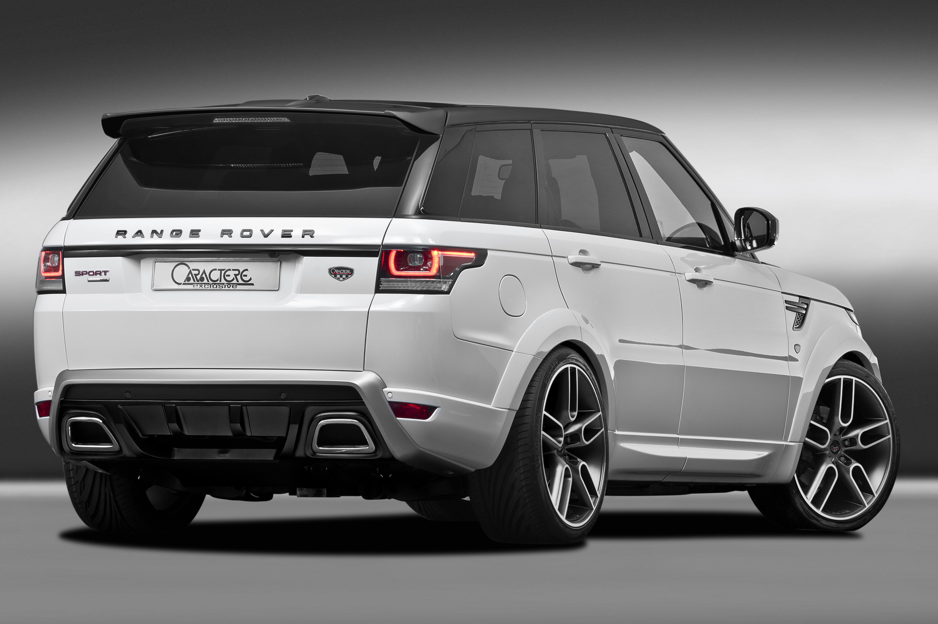 2016 Caractere Tuning Range Rover Sport HD Pictures