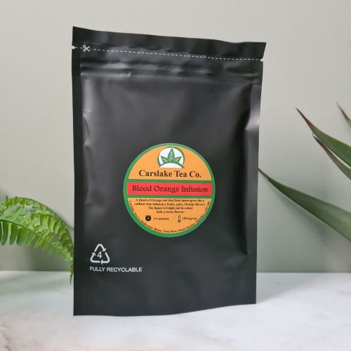 Blood Orange Infusion - Carslake Tea Company