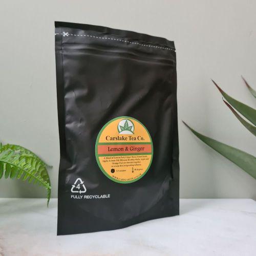 Lemon and Ginger - Carslake Tea Company