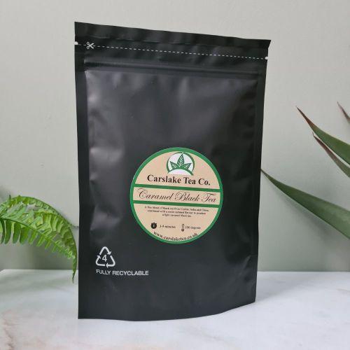 Caramel Black Tea - Carslake Tea Company
