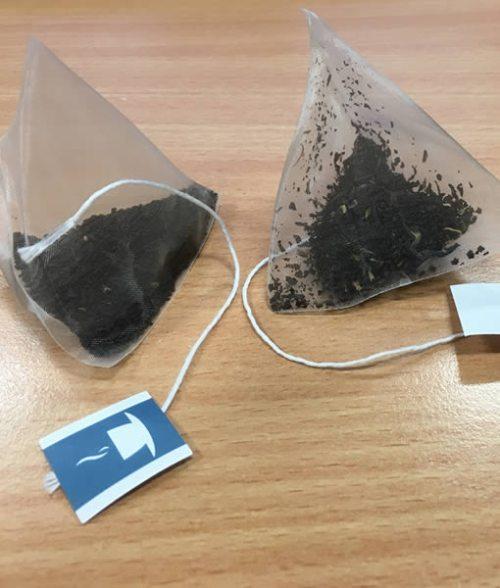 Decaffeinated Tea Pyramid,