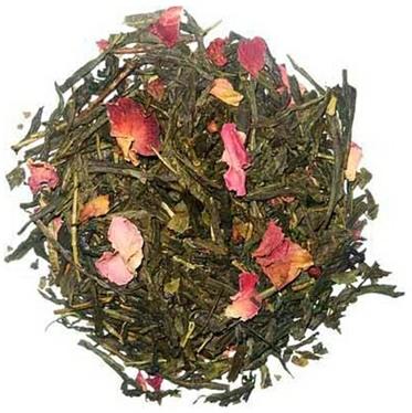 Rose Green Tea- Carslake Tea Company