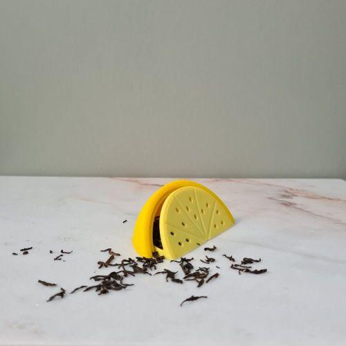 Lemon Wedge Tea Infuser - Carslake Tea Company
