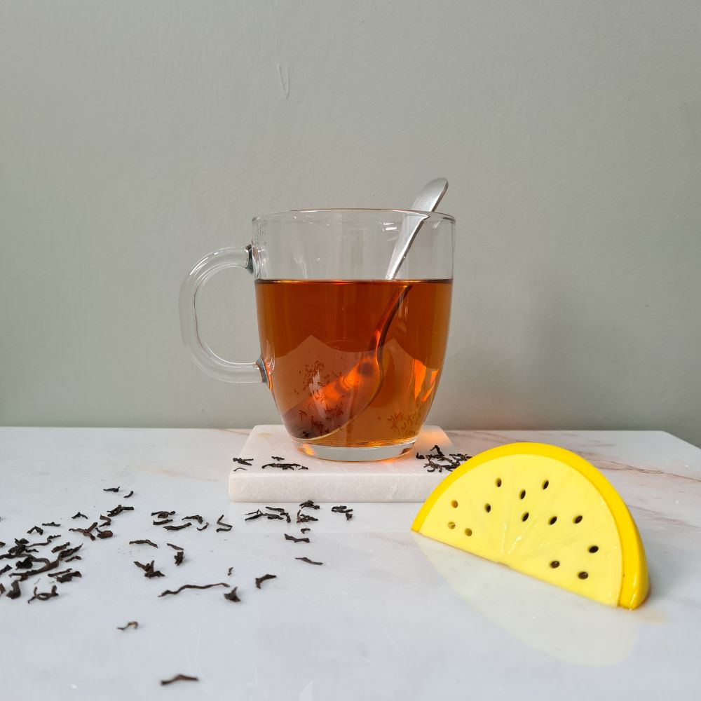 Lemon Wedge Tea Infuser - Carslake Tea Company