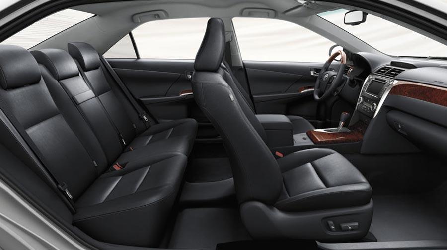 Nuevo Toyota Camry 2012 ya se vende en Argentina