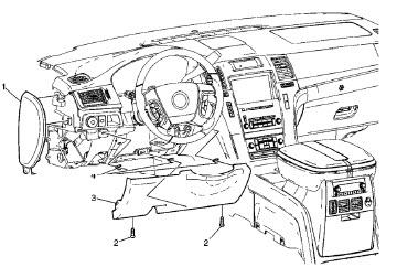 Chevrolet Avalanche 2007-2012 Workshop Service Repair Manual