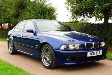 BMW M5 (E39)