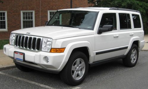 Jeep Commander Sport (XK)