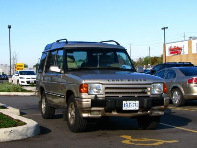 Land Rover Discovery LSE (Series 1)
