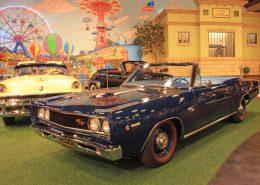 1968 Dodge Hemi Coronet R/T Convertible