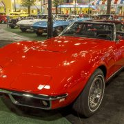 1968 Chevrolet Corvette T-Top