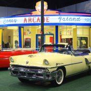 1955 Mercury Montclair Convertible