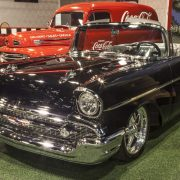 1957 Chevrolet Bel Air Custom Convertible