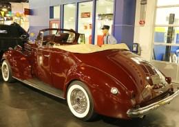 1936 Packard Custom Convertible