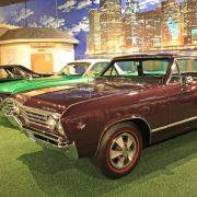 1967 Chevrolet El Camino L79 Pickup