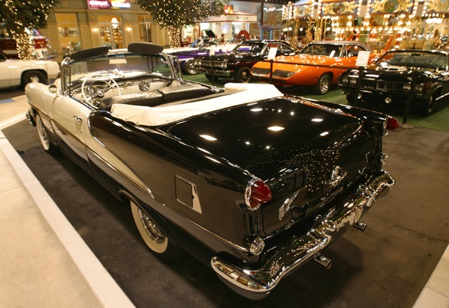 Past Collection - 1955 Oldsmobile Super 88 Convertible - Welcome to