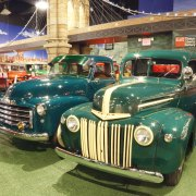 1947 FORD STAKE-BED PICKUP