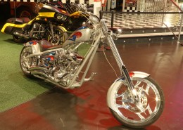 2005 BIG DOG RIDGEBACK CUSTOM CHOPPER