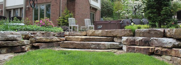ledge rock steps carson stone