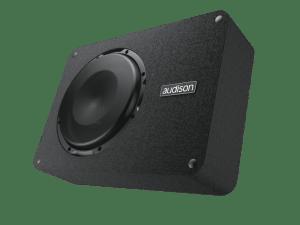 Audison APBX 10 DS - SUB BOX SEALED 250mm 4+4Ohm