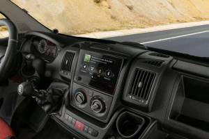 "XZENT X-F270 8"" DAB+ Infotainer for Fiat Ducato"