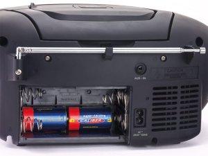 Caliber HBC431DAB-BT - Portabler DAB+ FM-Radio mit CD, Bluetooth, USB, Aux-In