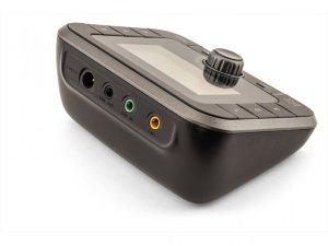 CALIBER HDAB10 - DAB+/FM Receiver auf Aux-Out oder BLuetooth Empfänger / Transmitter