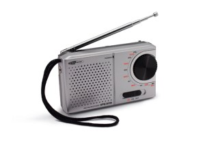 Caliber HPG311R - Portabel AM/FM Radio - 3,5mm out
