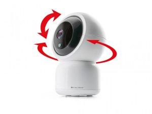 Smarthome Caliber HWC102 Inndoor HD 1080P, APP, Tuya, Bewegungsverfolgung