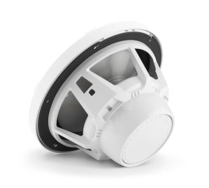 JL-Audio M3-10IB-S-GW-I-4 - 25cm Subwoofer Weiß Sportgrill mit LED
