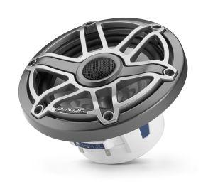 JL-Audio M6-650x-S-GmTi - 16,50cm Marina Speaker, Schwarz/Titan