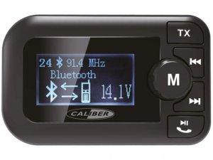CALIBER PMT562BT - Bluetooth, USB, SD FM-Transmitter oder Aux-Out