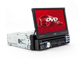 """Caliber RDD579DAB-BT - 1DIN Autoradio 7"""" DAB+FM Radio DVD BT USB"""