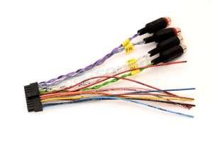 Audison CBT1 - RCA MULTIPOLE CONNECTOR BIT TEN ADAPTER