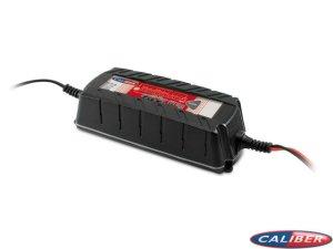 CALIBER BCH8 - 12V/8A - 9-Stufen Batterieladegerät