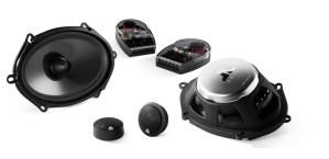 JL AUDIO 5x7 Convertible System C3-570