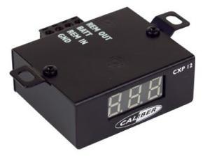 CALIBER CXP12 - Spannungsanzeige mit Remoteabschaltung