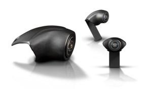 Zenec ZE-RVC55LP - Kennzeichenhalterung Kamera / License Plate Camera