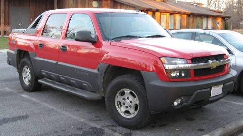 small resolution of chevrolet avalanche
