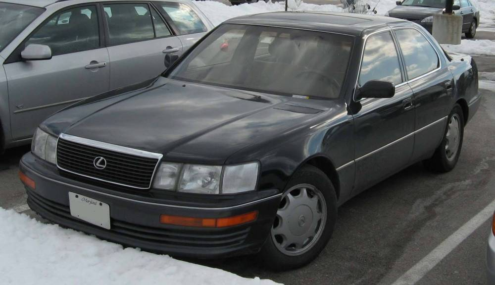 medium resolution of 1993 lexus ls 400 1994 lexus ls 400