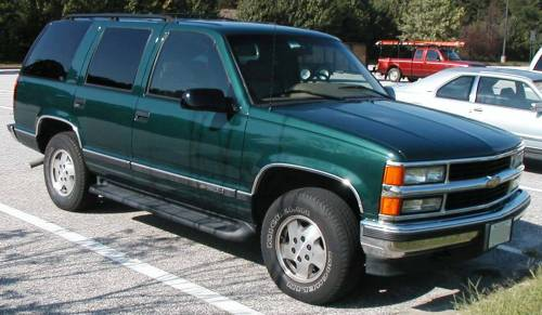 small resolution of  1999 chevrolet tahoe
