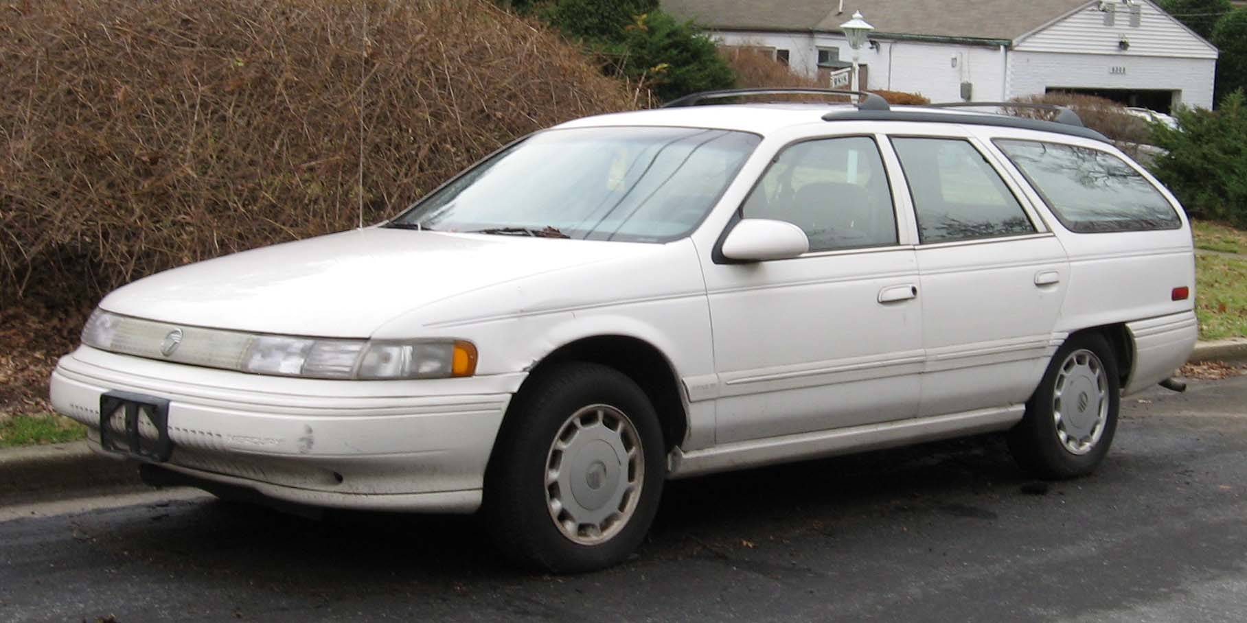 hight resolution of 95 buick lesabre 93 toyota corolla mercury sable station wagon ford